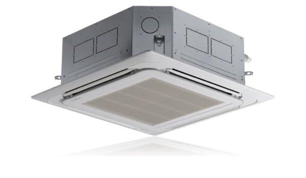 LG MT10AH.NE1 Unidad interior de - Aire acondicionado (0,35 A, 37 dB, Techo, 57 cm, 57 cm, 21,4 cm): Amazon.es: Hogar