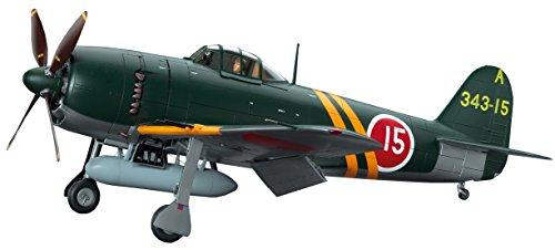 Hasegawa 08883 Kawanishi N1K2-J Shidenkai (George), 1/32 Scale Japanese Navy Interceptor Aircraft Model Kit