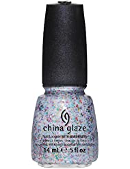 China Glaze Nail Lacquer, It's A Trap-Eze! , 0.5 Fluid Ounce