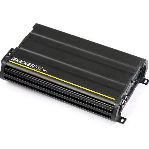Kicker 12CX3004 Speaker Amplifier CX300.4 Amp 300W (Certified Refurbished)