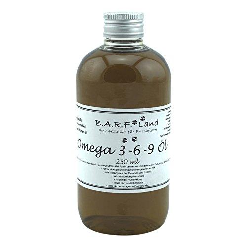 Barf - Omega 3-6-9 Öl 250ml - Barföl