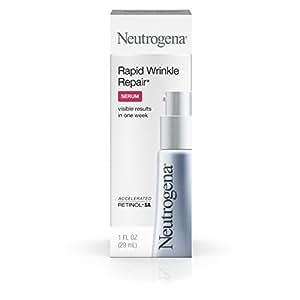 Neutrogena Rapid Wrinkle Repair Serum, 1 Ounce