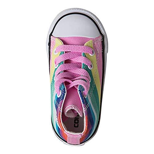 Can Unisex Pink Converse Wht begonia As Rosa Hi Optic Zapatillas aEqBSABYn
