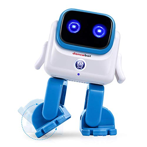 DANCEBOT蓝牙舞蹈机器人音箱,全家人都爱玩