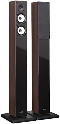 オンキヨー 2ウェイ トールボーイ型 スピーカーシステム 2台1組 木目 D109XED