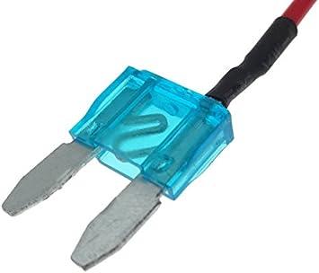 Mini Sicherung Abgriff 15a Stromdieb Flachsicherung Elektronik