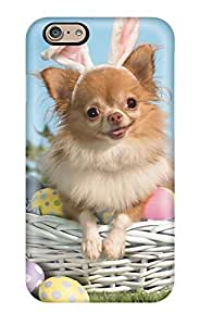 Awesome YJeYlgr6922DbaWY ZippyDoritEduard Defender Tpu Hard Case Cover For iphone 4 4s- Happy Puppy Bunny (3D PC Soft Case)