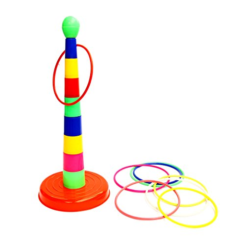 Dazzling Toys Ring Toss Game