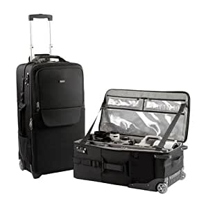 Think Tank Logistics Manager 30 Large-Capacity Rolling Gear Case