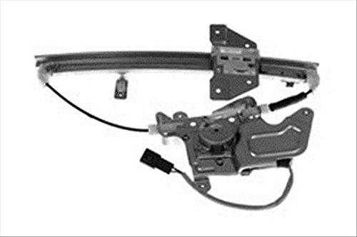 OE Replacement Oldsmobile Alero/Pontiac Grand AM Rear Driver Side Door Glass Regulator (Partslink Number GM1550104)