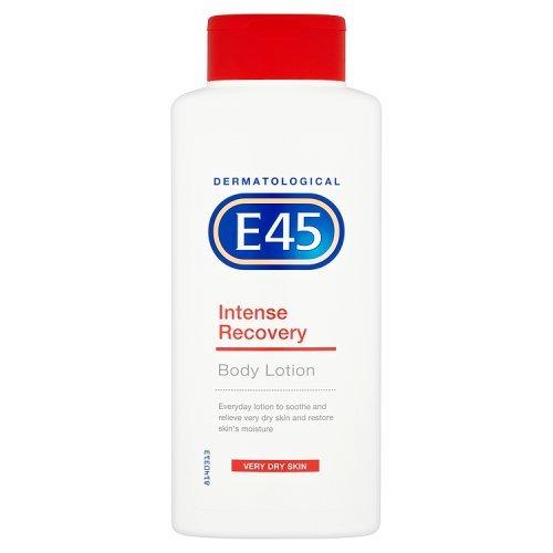 E45 400ml Intense Recovery Moisture Control Lotion (Moisture Control Lotion)
