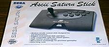 ASCII Stick - Sega Saturn