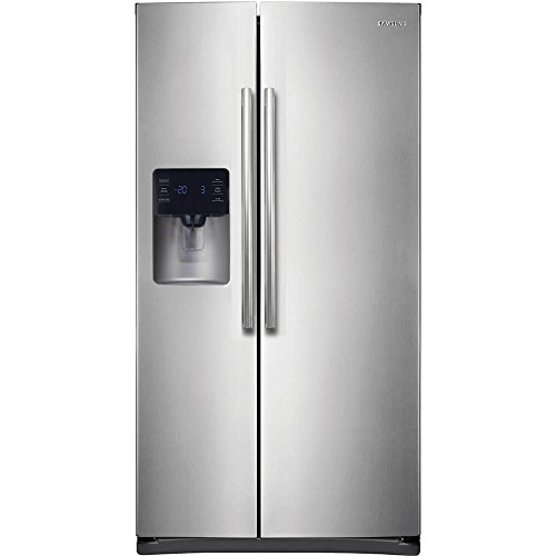 Samsung RS25H5111SR Refrigerator Dispenser Stainless product image