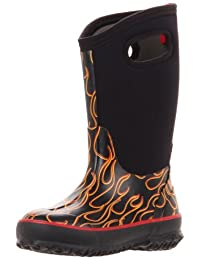 Bogs Classic Flame Waterproof Boot (Toddler/Little Kid/Big Kid)