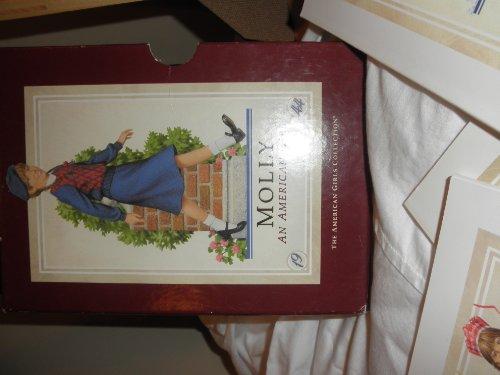 Meet Molly: An American Girl - Book One (The American Girls Collection) (Molly American Girl Doll Books)