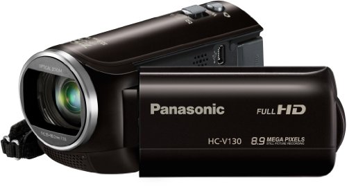 Panasonic HC-V130EG-K black