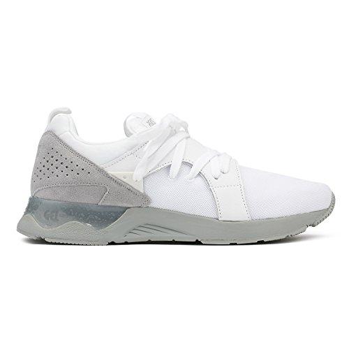Glacier Lyte Uomo Sanze Bianco V Gel Grigio Bianco Grigio Glacier Asics Sneaker 6wTxv4qv