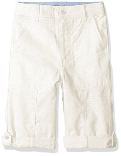 Sean John Boys' Linen Roll Short