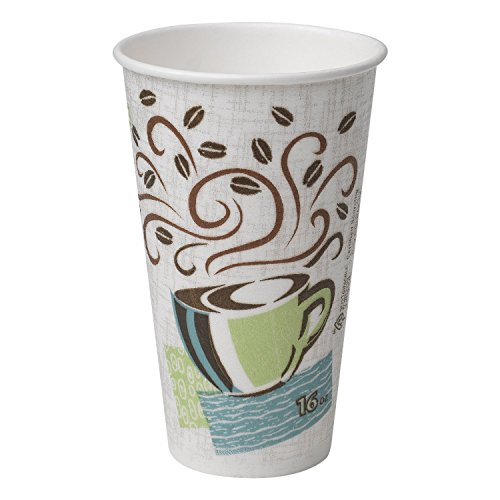 paper insulated coffee cup - 1