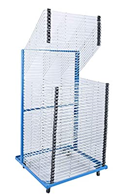 Gran Adell Easy-Ship Drying Rack, 40 Shelves, 18 D x 24 W MR1824 Made in The USA