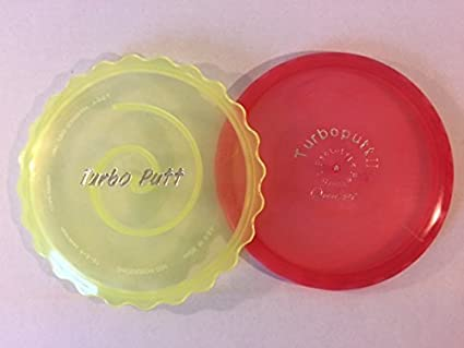 Quest AT 2 Piece Turbo Putter Disc Golf Set, Original Turbo Putt and Prototype Turbo