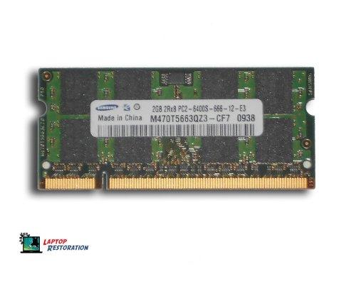 6400 Ddr2 Value Series - Samsung 2GB 2Rx8 PC2-6400S-666-12-E3 DDR2 RAM