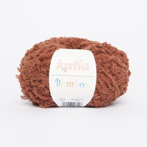 COBRE 85 m Wolle - 50 g // ca BOMBON von Katia 229