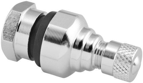 BikeMaster Aluminum Forged Valve Stems (8.3mm) (Silver)