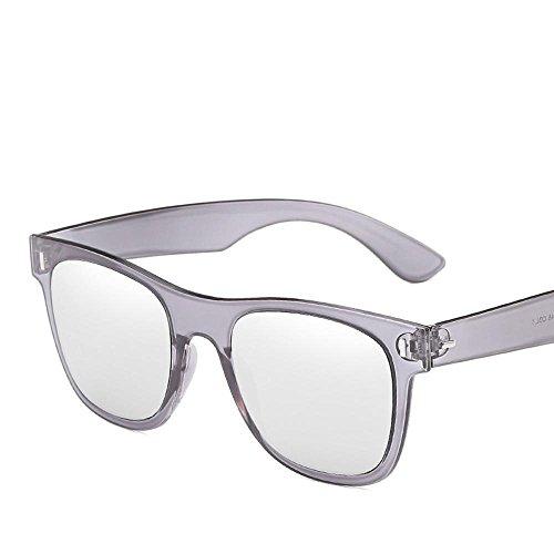 de Aoligei de gente general hombre gafas sol y moda retro B gafas equipada Europeas HD dama sol S marea americanas con clásicas de wOwqZ