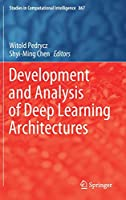 Development and Analysis of Deep Learning Architectures Front Cover
