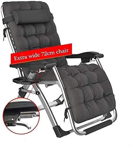 ADHW Reclinable, sillas reclinables Exterior, jardín Plegable Silla del Patio de butaca, Jardín Tumbona Lightwei, Sala Butaca, Tumbona: Amazon.es: Hogar