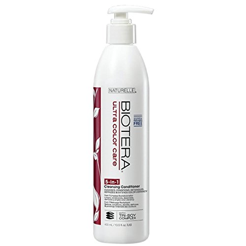 Biotera Ultra Color Care Sulfate-free 5-in-1 Cleansing Conditioner, 13.5-Ounce