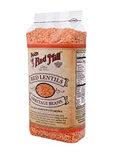 Bob's Red Mill Red Lentils, 27 Ounce