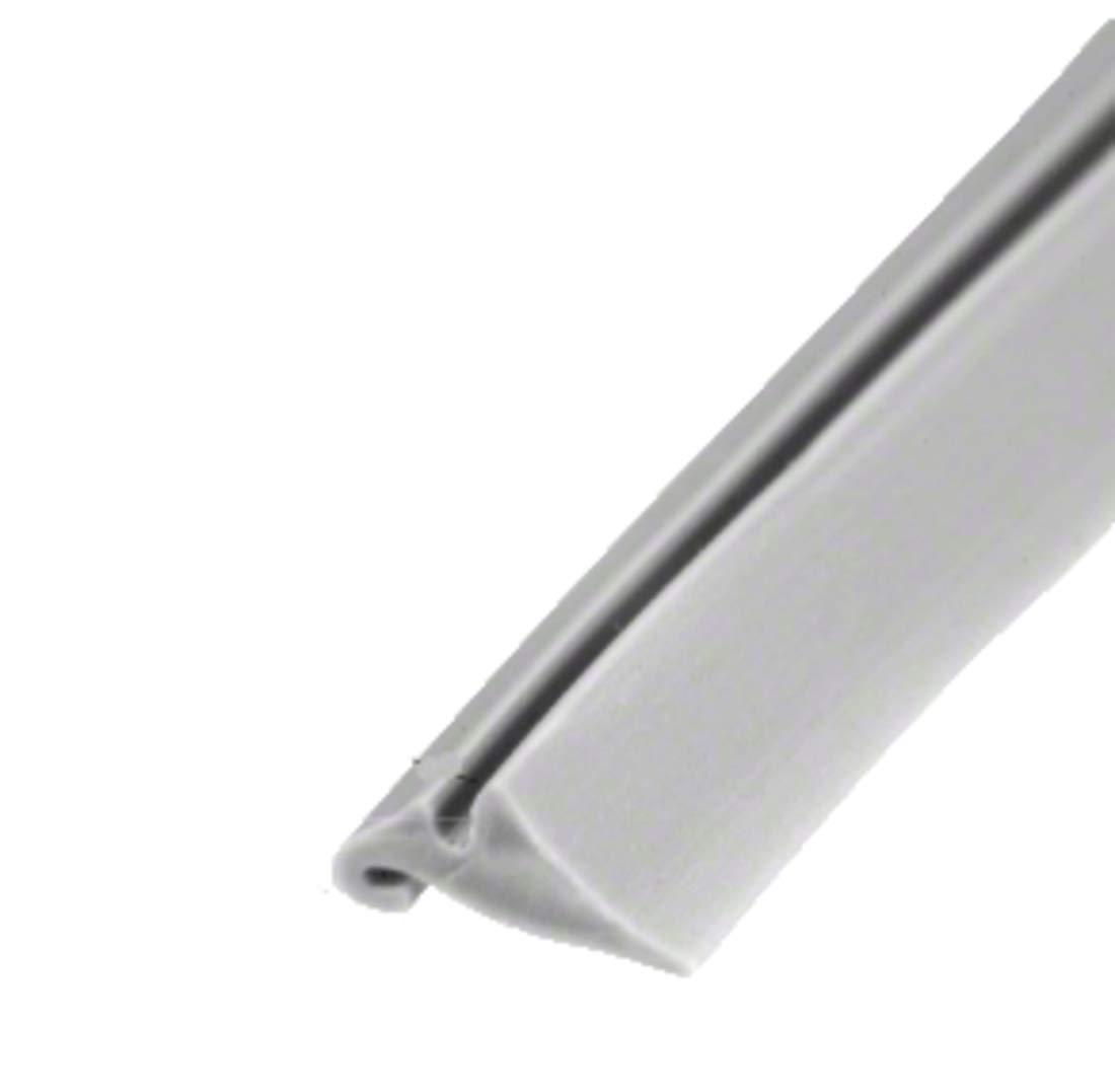 CRL Gray 13/32'' Wide Glazing Spline - 100' Roll by CR Laurence