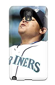 New Style seattle mariners MLB Sports & Colleges best Note 3 cases