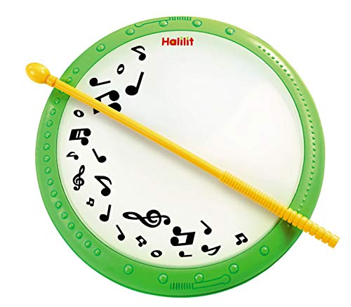 Edushape Hand Drum Musical Toy, Multicolor
