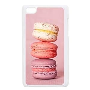Ipod Touch 4 Macaron Phone Back Case Art Print Design Hard Shell Protection HGF049098