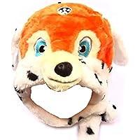 Touca Gorro Infantil De Pelucia Patrulha Canina Inverno