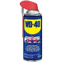 WD-40 Aerosol Spray Lubricant