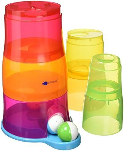 itsImagical- Torre de Cubos encajables con Bolas de Colores (Imaginarium 87316): Amazon.es: Juguetes y juegos