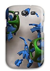 8285967K48415404 New Trendy Tpu Case Cover, Anti-scratch Phone Case For Galaxy S3