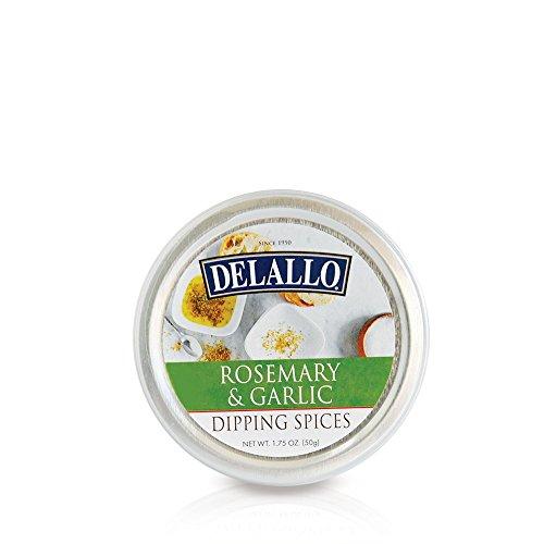 DeLallo Rosemary & Garlic Seasoning Spices