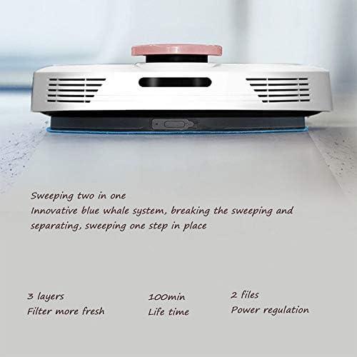Robot De Nettoyage Intelligent, Aspirateurs Ménagers Intelligents, Nettoyage Automatique, La Recharge Automatique, La Terre De Brossage, Essuyage, Balayer Une Portable