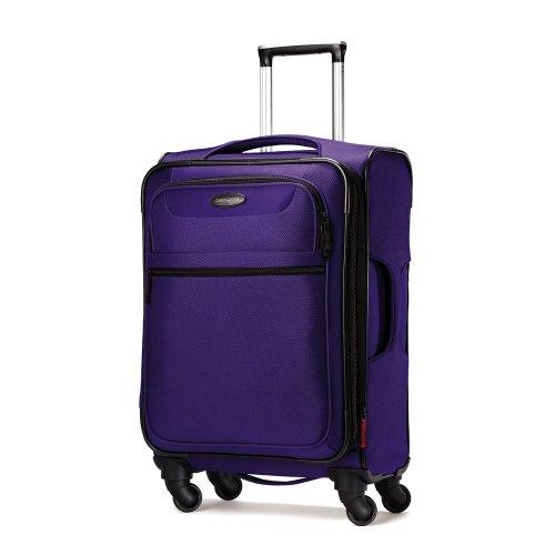 Samsonite Lift Spinner 21 Inch Expandable Wheeled Luggage