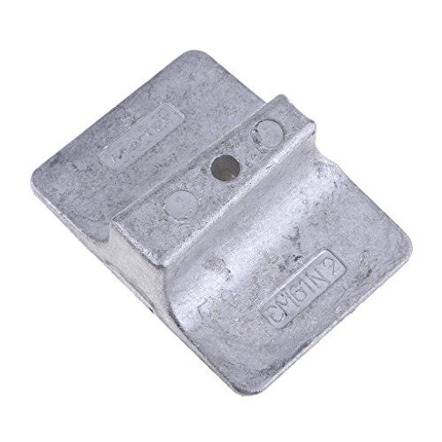 B Blesiya Marine Anode Plate Baseplate 61N-45251-01-00, used for sale  Delivered anywhere in Canada
