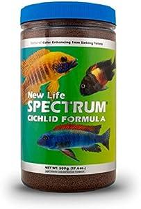 New Life Spectrum Cichlid Food