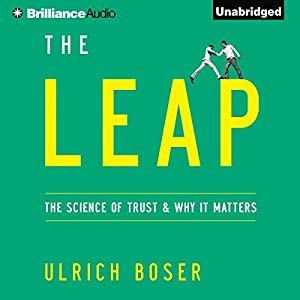 The Leap Audiobook