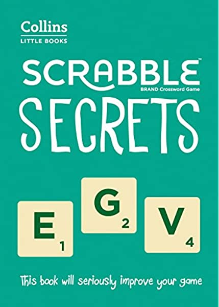 Scrabble Secrets: Own the board Collins Little Books: Amazon.es: Nyman, Mark: Libros en idiomas extranjeros