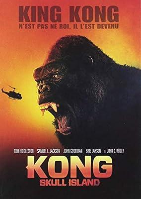 Kong Skull Island [Edizione: Francia] [Italia] [DVD]: Amazon.es: Cine y Series TV