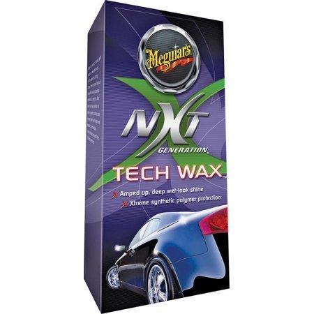 3 each: Meguiar'S Nxt Generation Tech Wax (G-12718)